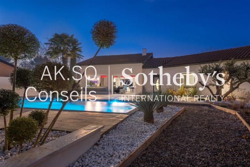 Vente de prestige maison / villa Marcy l etoile 1250000€ - Photo 1