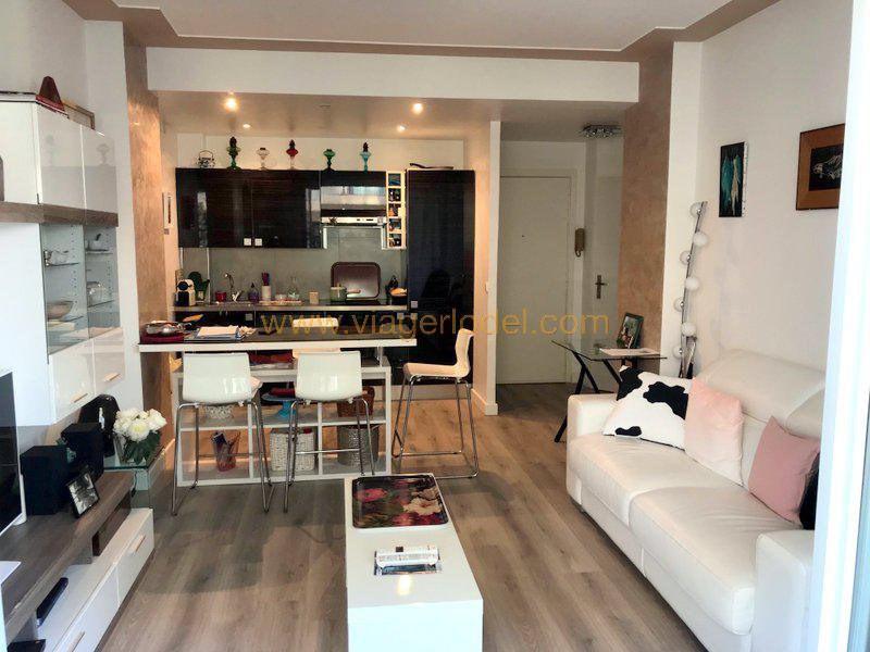 Verkauf auf rentenbasis wohnung Nice 75000€ - Fotografie 2