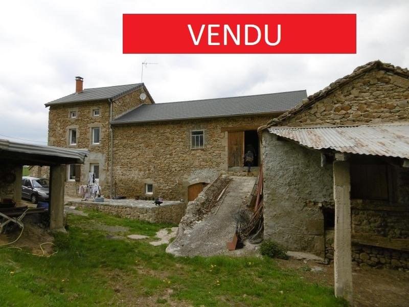 Sale house / villa Yssingeaux 234000€ - Picture 1