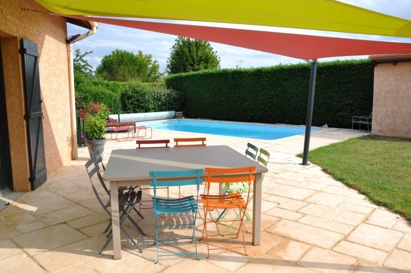 Vente maison / villa St germain sur l arbresle 495000€ - Photo 4