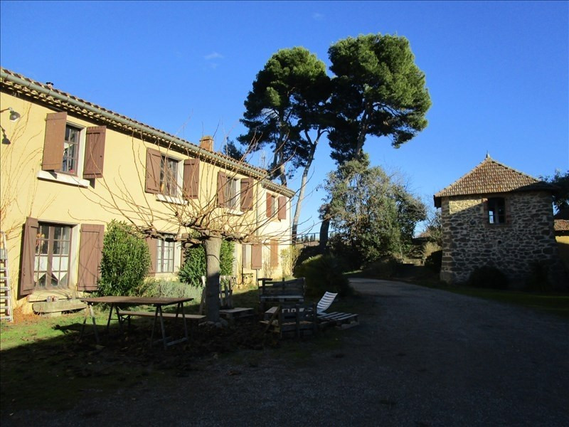 Sale house / villa Couffoulens 158 000€ - Picture 7