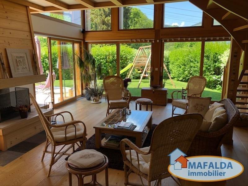Sale house / villa Mont saxonnex 530000€ - Picture 3