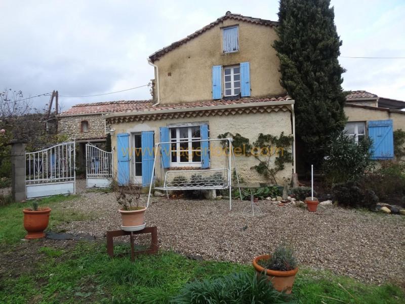 Vitalicio  casa Saint-ambroix 240000€ - Fotografía 1