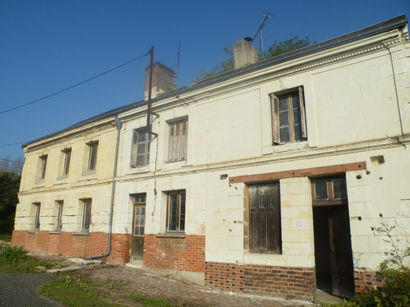 Sale house / villa Troo 23000€ - Picture 1