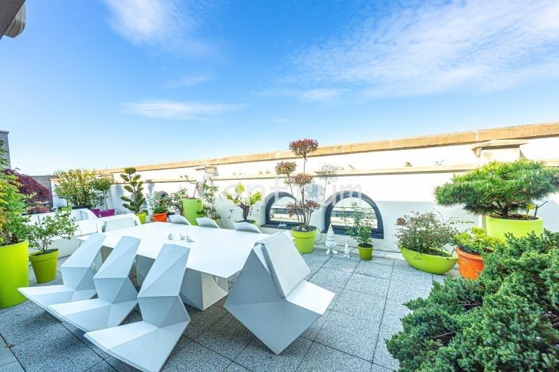 Vente de prestige appartement Metz 599500€ - Photo 10