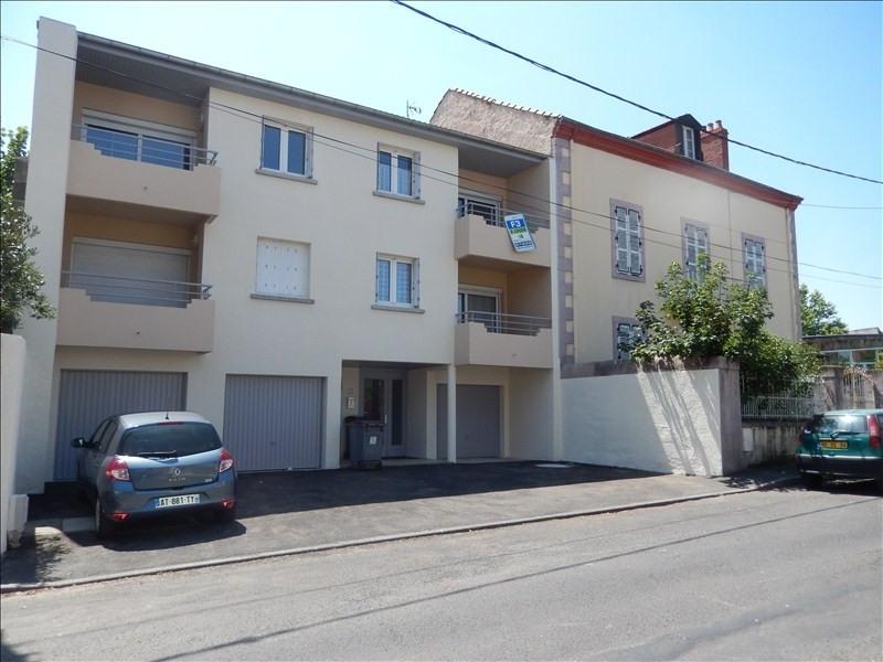 Location appartement Langeac 493,79€ CC - Photo 1