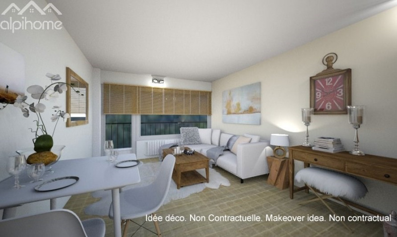 Vente appartement Les contamines montjoie 89 000€ - Photo 2