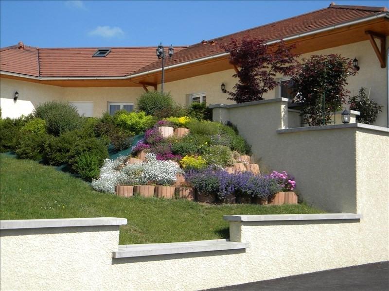 Vente maison / villa Bellignat 365000€ - Photo 2