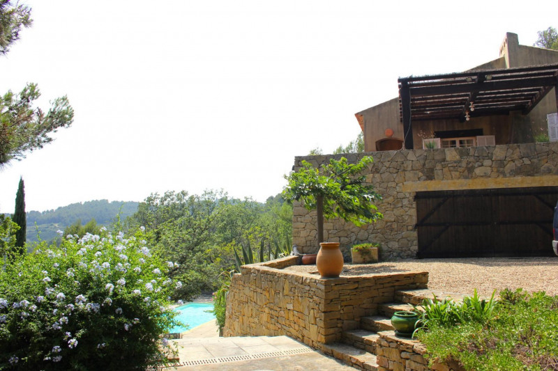 Immobile residenziali di prestigio casa La cadière-d'azur 1090000€ - Fotografia 5