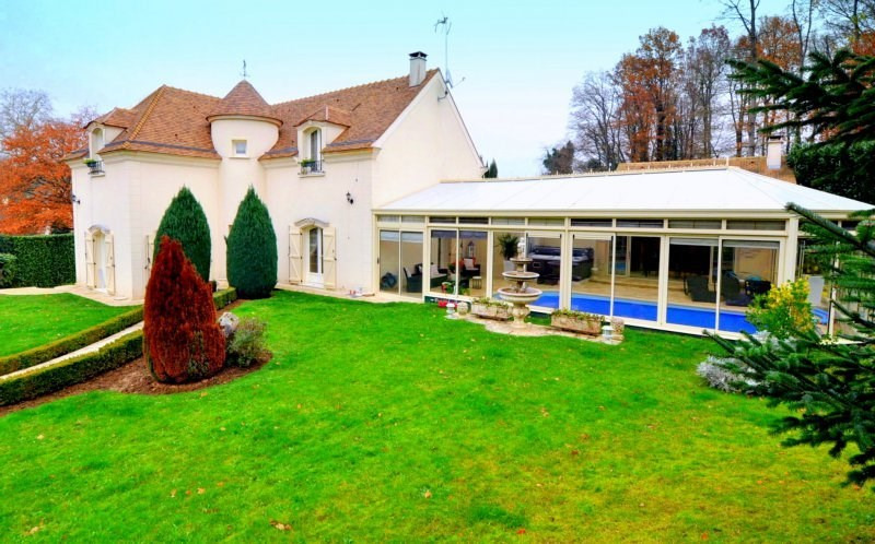 Vente maison / villa Le val st germain 595000€ - Photo 1