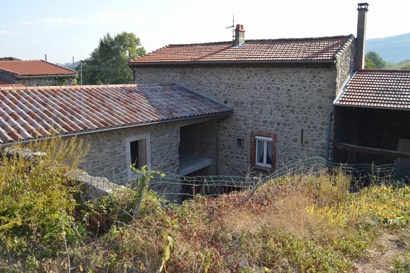 Vente maison / villa Andance 92000€ - Photo 9