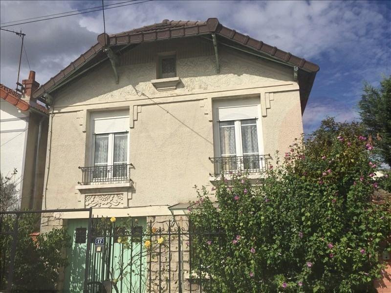Vente maison / villa Livry-gargan 249000€ - Photo 1