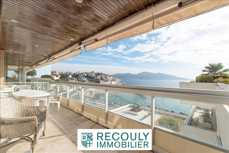 Vente de prestige appartement Marseille 7ème 2 750 000€ - Photo 8
