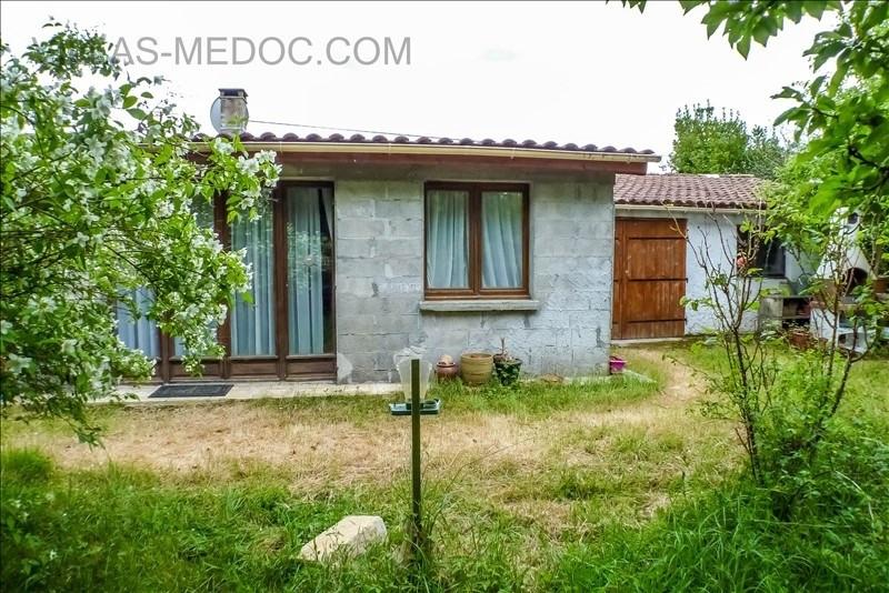 Sale house / villa Jau dignac et loirac 81000€ - Picture 2