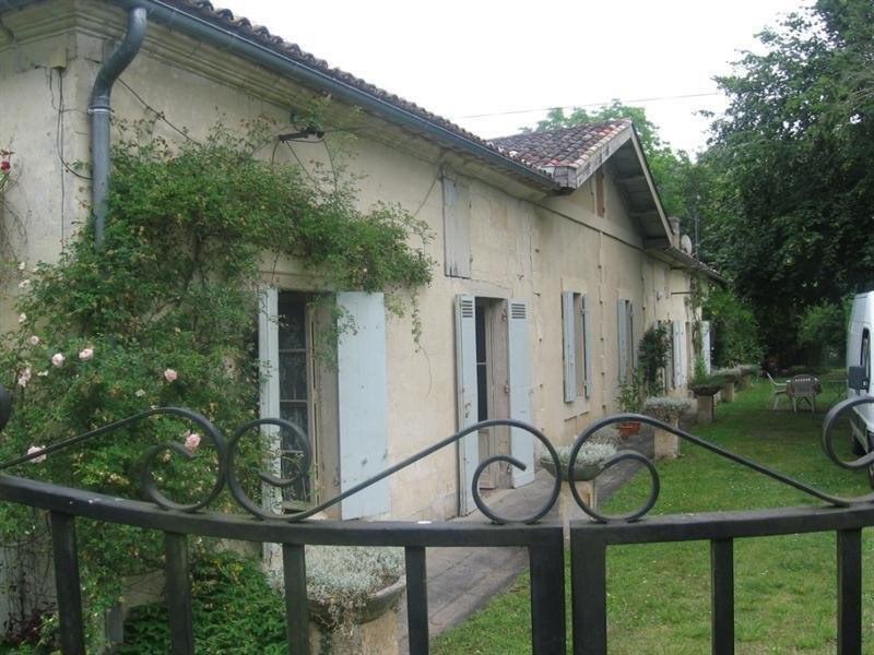 Sale house / villa St aigulin 294000€ - Picture 1