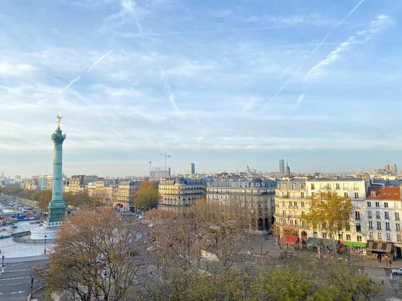 Investment property apartment Paris 11ème 420 000€ - Picture 3