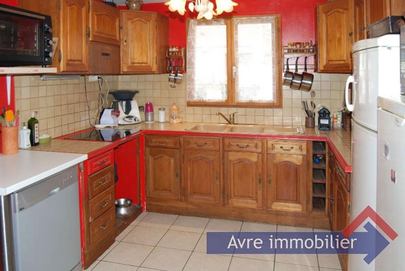 Sale house / villa Verneuil d'avre et d'iton 153000€ - Picture 2