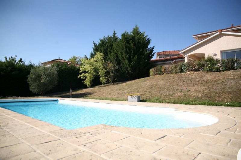 Vente maison / villa Vaugneray 525 000€ - Photo 1
