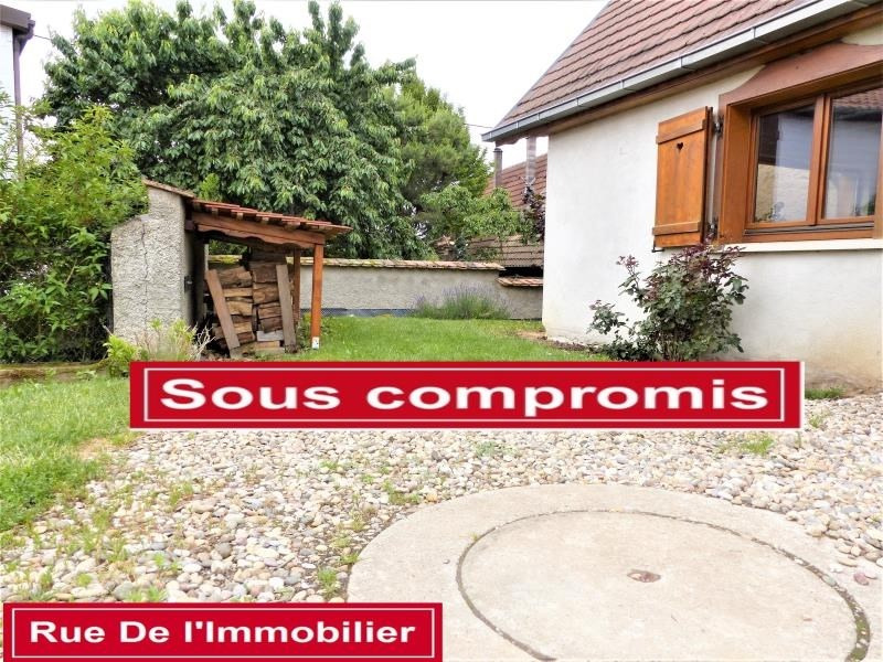 Vente maison / villa Hochfelden 159 000€ - Photo 1