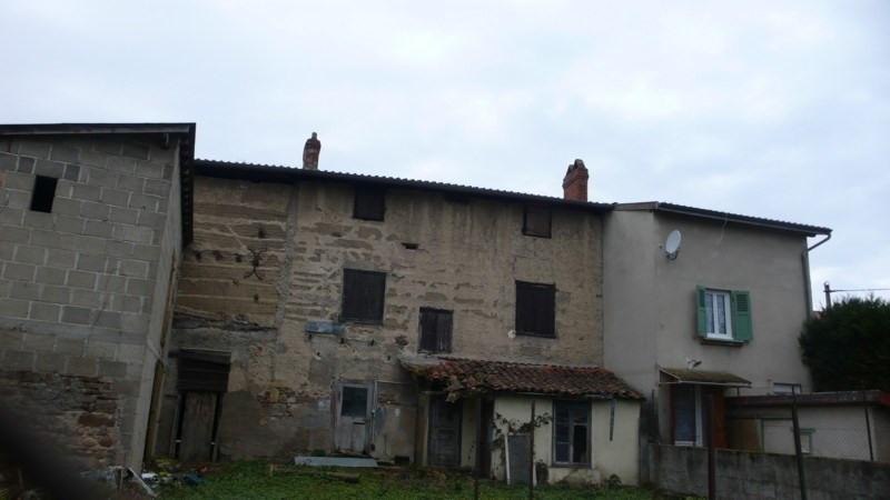 Sale house / villa Courpiere 25000€ - Picture 1