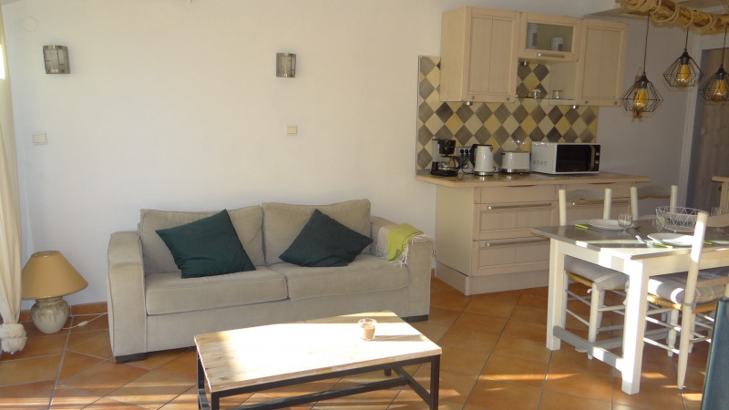 Location vacances appartement Cavalaire sur mer 500€ - Photo 6