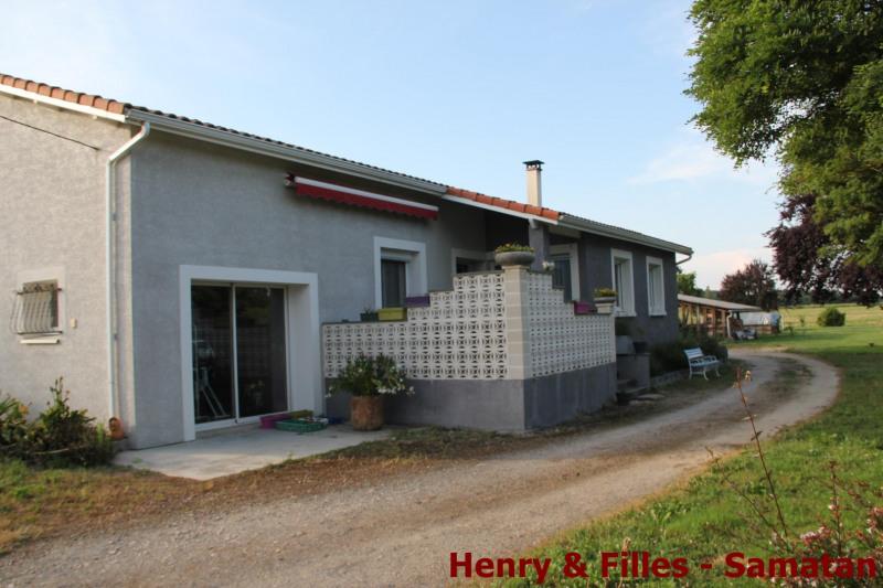 Vente maison / villa Boulogne-sur-gesse 270000€ - Photo 1