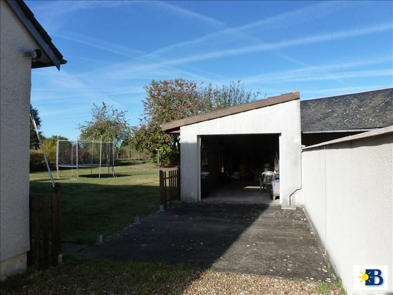 Vente maison / villa Leigne sur usseau 135680€ - Photo 5