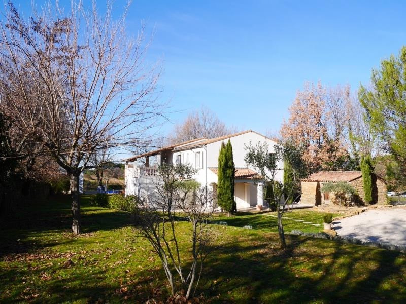 Vente de prestige maison / villa Trets 660000€ - Photo 1