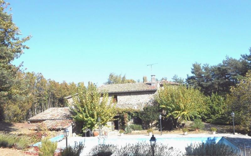 Vente maison / villa Charmes-sur-rhône 535000€ - Photo 1