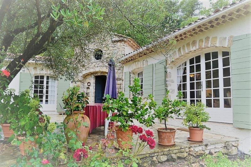 Deluxe sale house / villa Bargemon 735 000€ - Picture 1