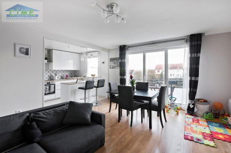 Venta  apartamento Epinay sur orge 268000€ - Fotografía 1