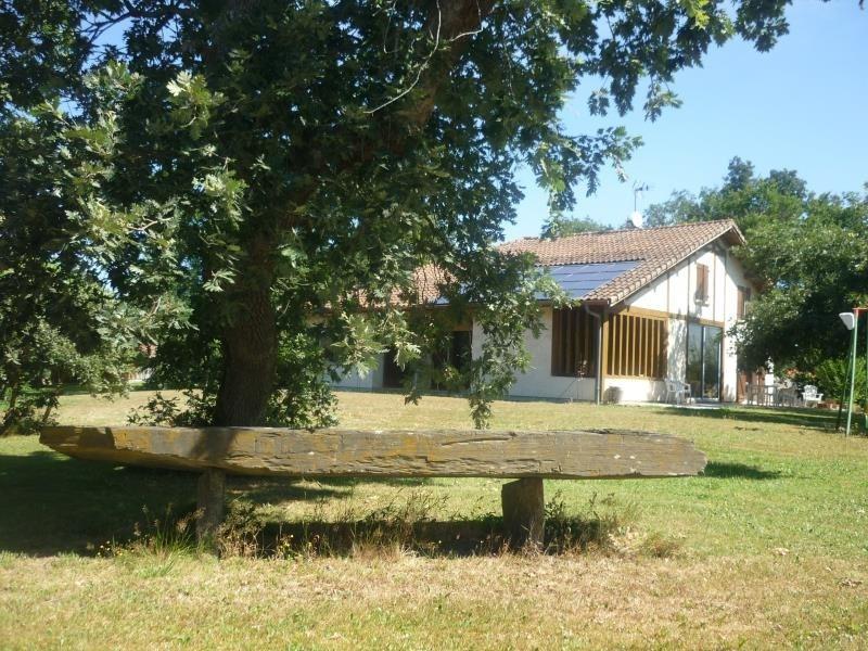 Sale house / villa Trensacq 220000€ - Picture 3