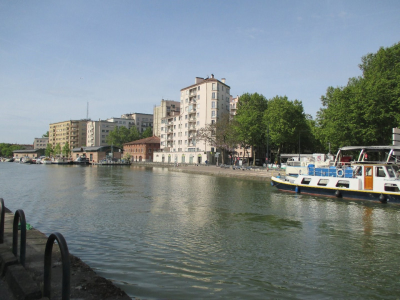 Vente appartement Toulouse 112000€ - Photo 1