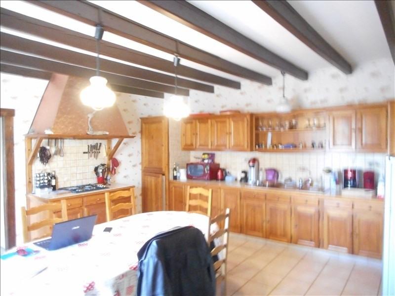 Vente maison / villa Vancais 136500€ - Photo 2