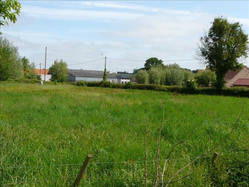 Vente terrain Aire sur la lys 49500€ - Photo 2
