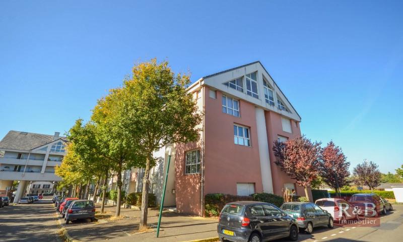 Vente appartement Plaisir 185000€ - Photo 1