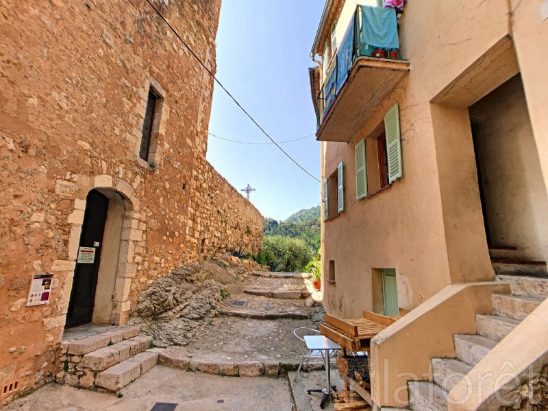 Vente appartement Gorbio 85000€ - Photo 1