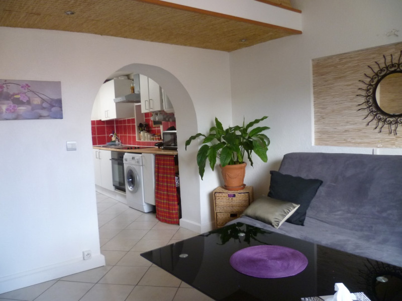 Sale apartment Montlignon 130 000€ - Picture 1