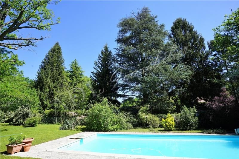 Vente de prestige maison / villa Lamorlaye 595000€ - Photo 2