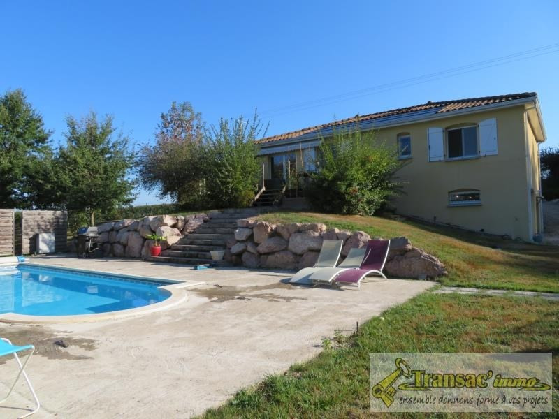 Vente maison / villa Puy guillaume 208 000€ - Photo 1