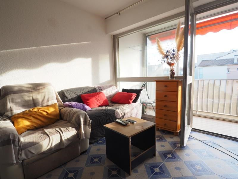 Vente appartement Le grau du roi 100 000€ - Photo 1