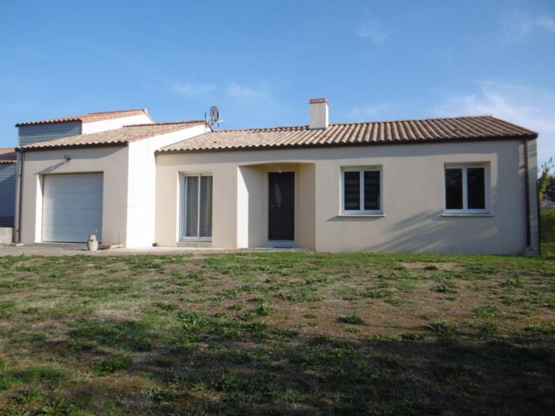 Vente maison / villa La chapelle achard 208400€ - Photo 1