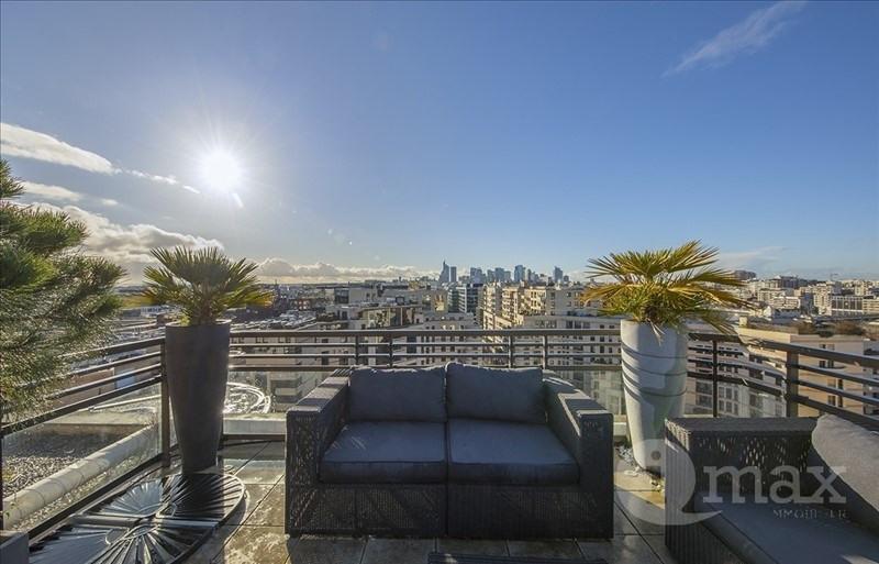 Deluxe sale apartment Levallois perret 1800000€ - Picture 3