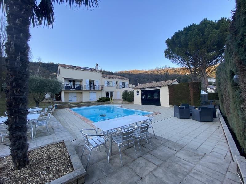 Deluxe sale house / villa Tournon sur rhône 587000€ - Picture 1