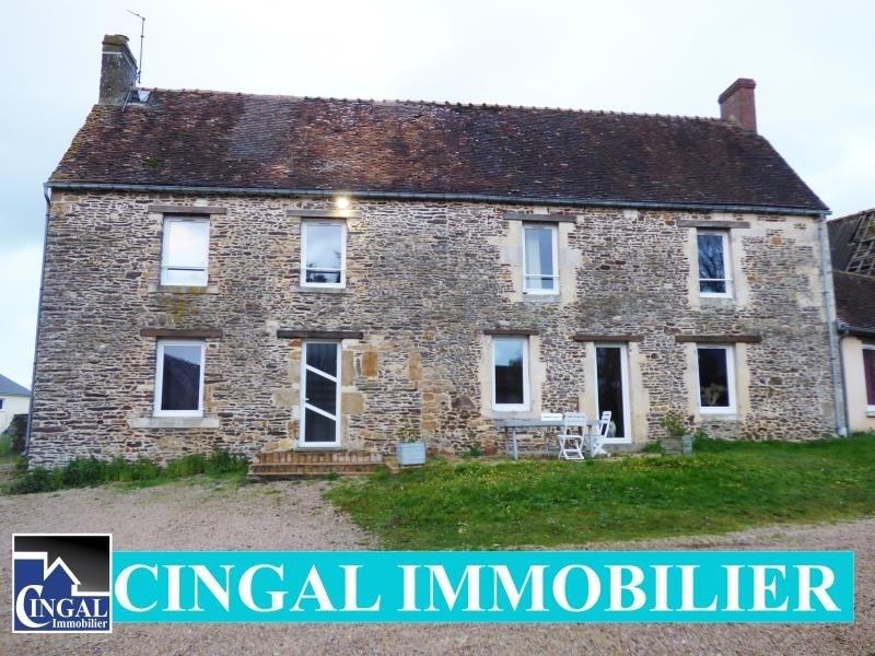 Vente maison / villa Cesny bois halbout 185900€ - Photo 1