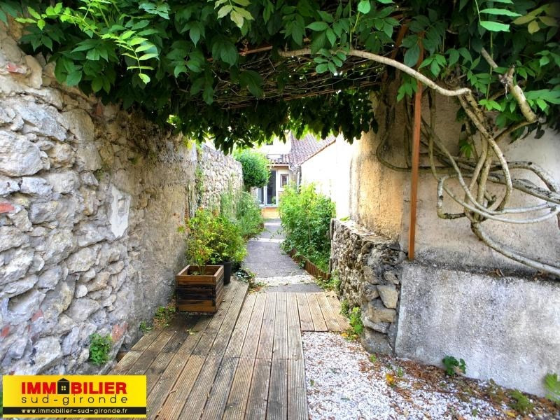 Vente maison / villa Podensac 160 600€ - Photo 9