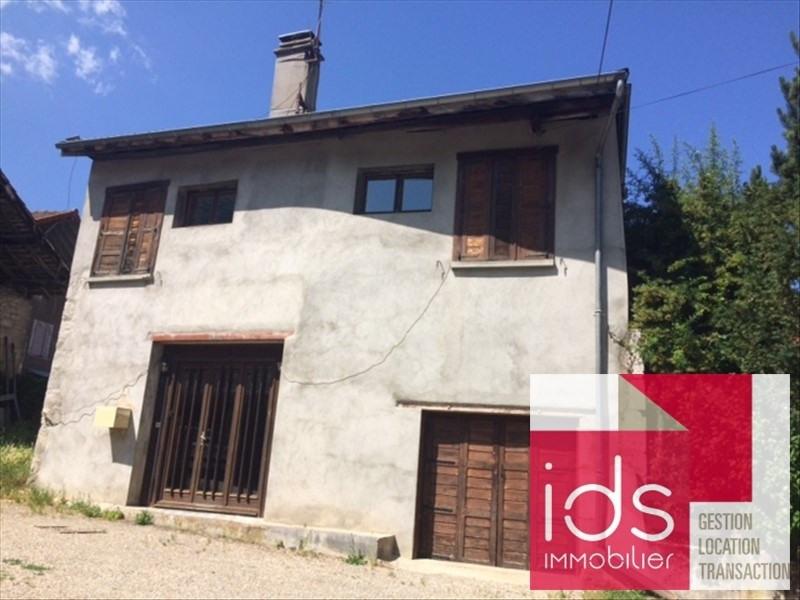 Venta  casa Barraux 144000€ - Fotografía 1