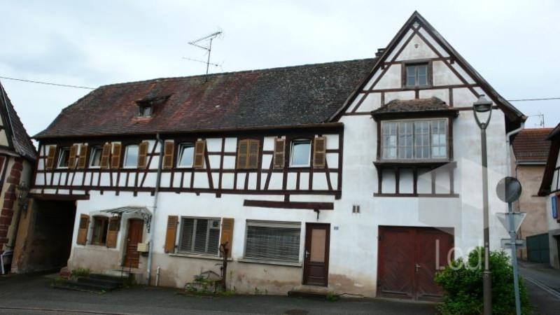 Vente immeuble Weiterswiller 88000€ - Photo 1