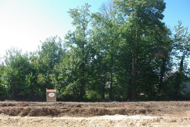 Vente terrain Quimper 107950€ - Photo 2