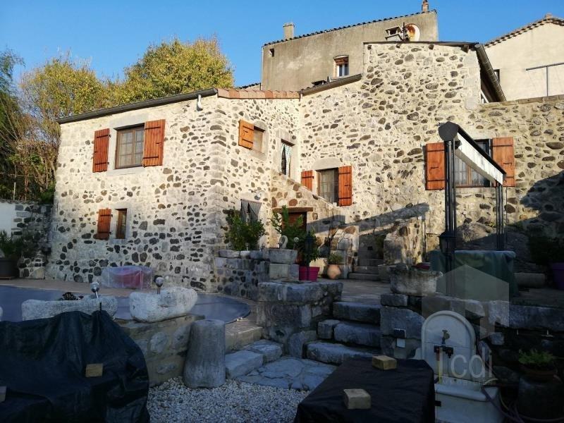 Vente maison / villa Lavilledieu 283000€ - Photo 1